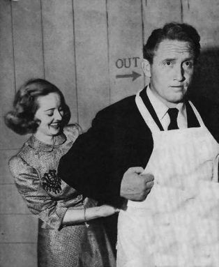 Image result for spencer tracy at the hollywood canteen