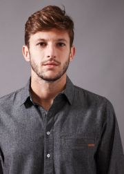 adam lallana models lfc autumn winter