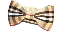 Beige checked burberry bow tie. $25.41   Men's Bow Ties ...