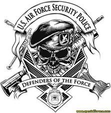 89 best images about Air Force Police (My AFSC Duty) on