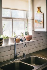 25+ best ideas about Kitchen window sill on Pinterest ...