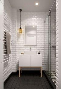 17 Best ideas about White Tile Bathrooms on Pinterest ...