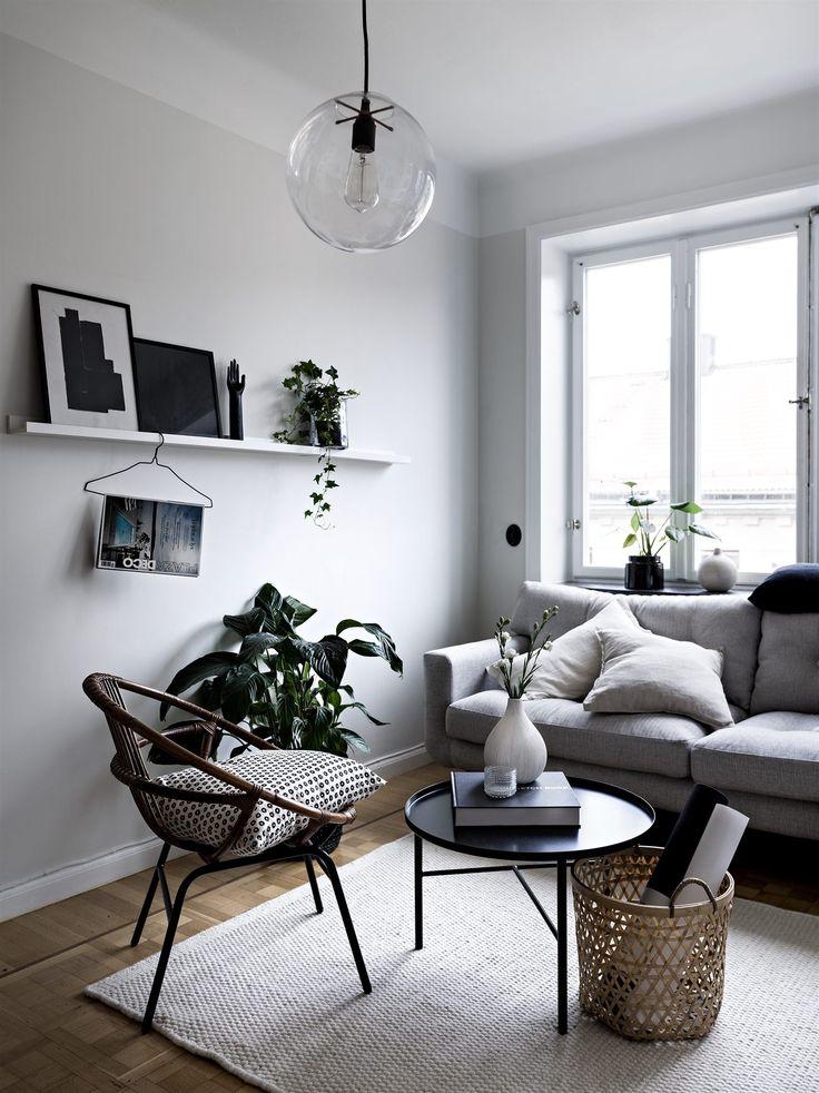 25 Best Ideas about Minimalist Living Rooms on Pinterest
