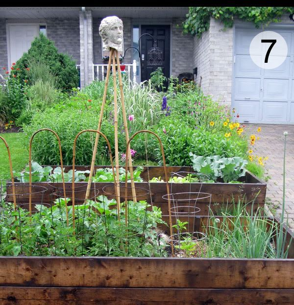 25 Best Ideas About Front Yard Gardens On Pinterest Front
