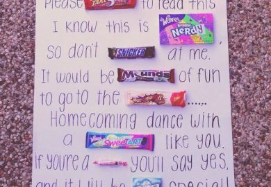 Ideas For Sadie Hawkins Proposal