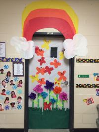17 Best images about Spring Door Decorations on Pinterest ...