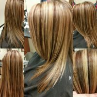 25+ best ideas about Brown hair with lowlights on ...