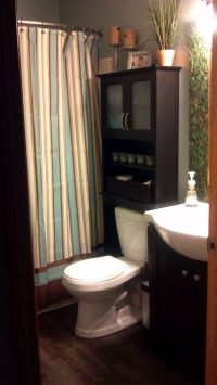 small bathroom remodel on a budget (under 1000), This ...