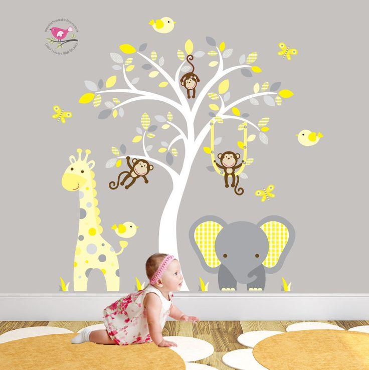 1000+ ideas about Elephant Wall Decal on Pinterest