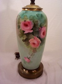 28 best images about Hand Painted lamps on Pinterest ...