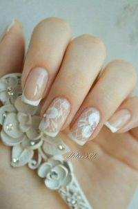 Best 25+ Wedding Gel Nails ideas on Pinterest | Simple ...