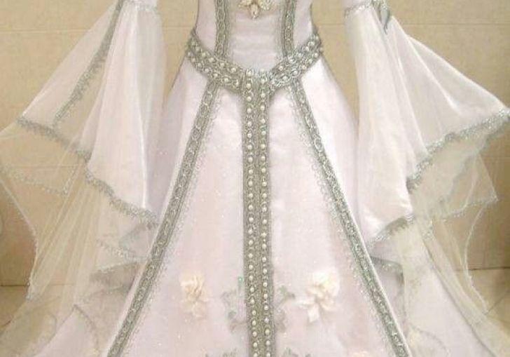 Renaissance Style Wedding Dress
