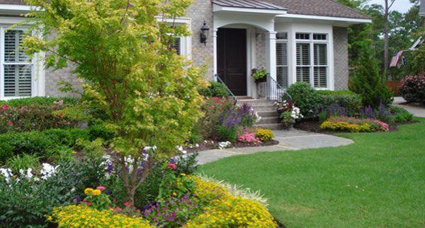 landscape plans residential