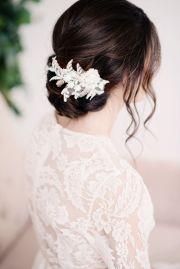 ideas veil hairstyles