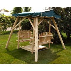 Adirondack Chairs Recycled Materials For Girls Room Double Glider Plans - Woodworking Projects &