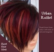 urban russet hair ideas