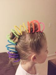 crazy hair day school stuff