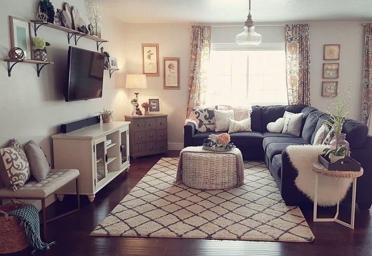 25+ best ideas about Dark gray sofa on Pinterest