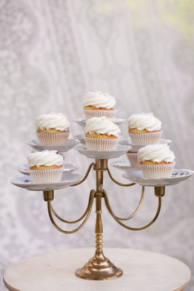 Image result for candle stand dessert display