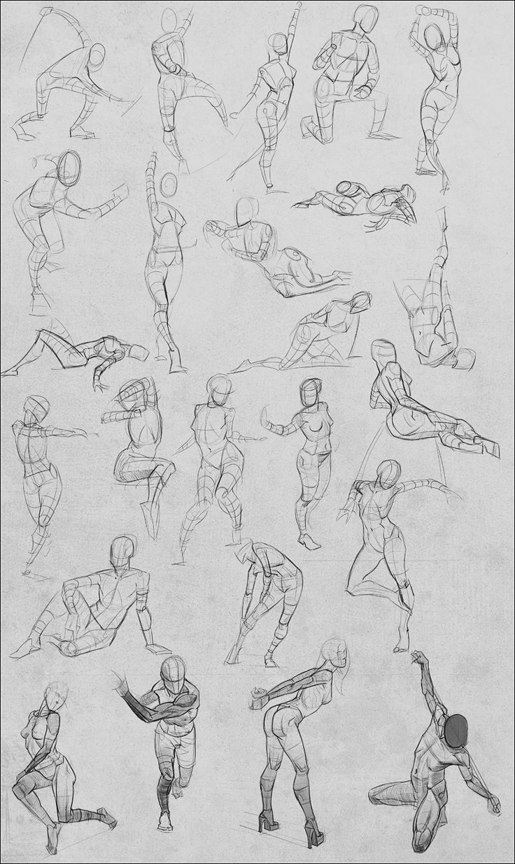 349 best images about Drawing: Poses for Drawing on Pinterest