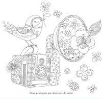 Dibujos Para Colorear Adultos Paisajes Pdf Libro Para