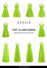 Best 25+ Lime green bridesmaid dresses ideas on Pinterest