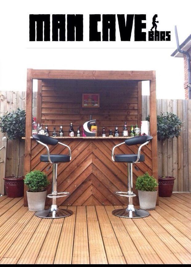 The 25 Best Ideas About Garden Bar On Pinterest Outdoor Bars