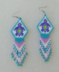 765 best images about Beaded earrings on Pinterest ...
