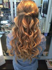 long prom hair ideas