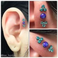 Helix Piercing Jewelry | www.imgkid.com - The Image Kid ...