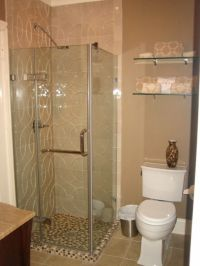 Bathroom Small Bathroom Ideas With Shower Only New With ...
