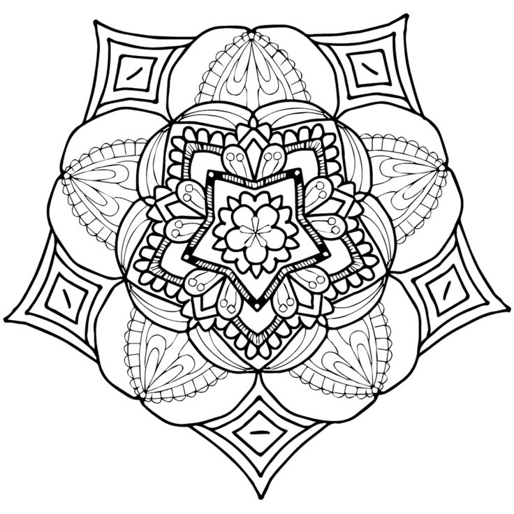 78 Best images about Adult and Children's Coloring Pages