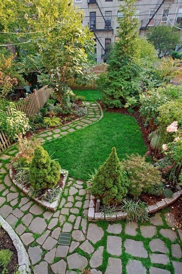 The 25 Best Townhouse Garden Ideas On Pinterest City Gardens