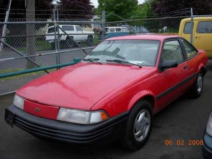 1993 Chevy Cavalier great car  My Cars  Pinterest