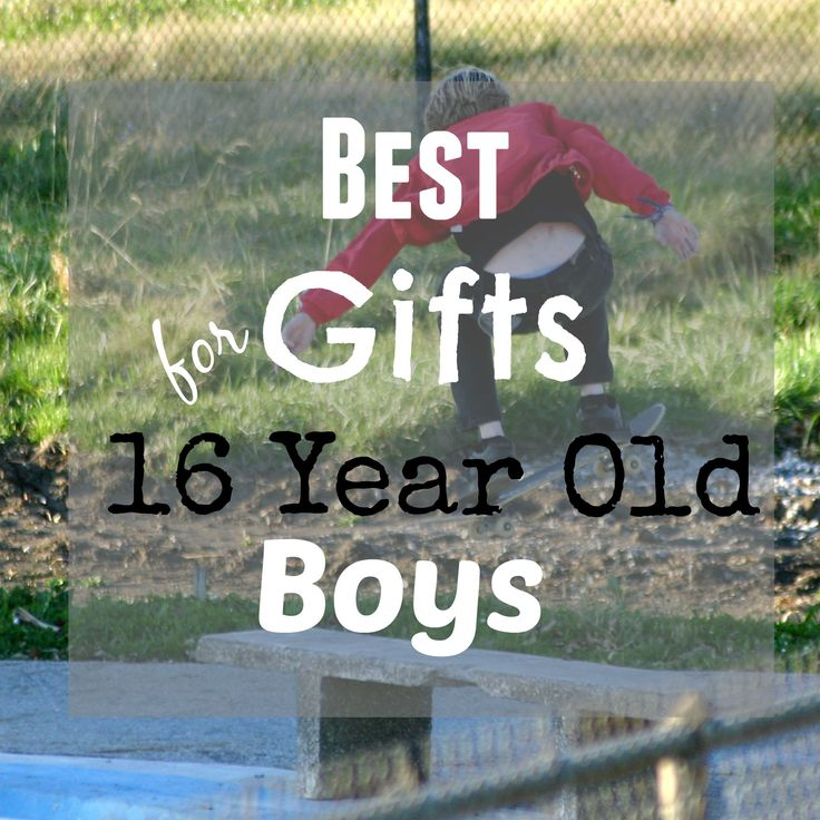 Best gifts and toys for 16 year old boys gifts the o