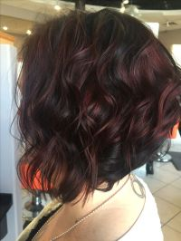 Chocolate Cherry Hair Color | www.imgkid.com - The Image ...