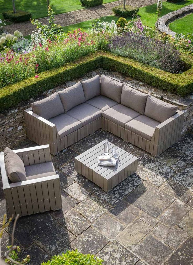 The 25 Best Ideas About Garden Furniture Sets On Pinterest