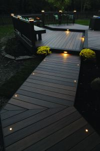25+ best ideas about Deck lighting on Pinterest | Patio ...