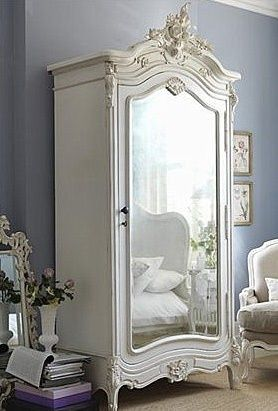 1000 ideas about French Armoire on Pinterest  Armoires Painted Cottage and Armoire Wardrobe