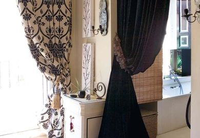 Interior Doorway Curtains