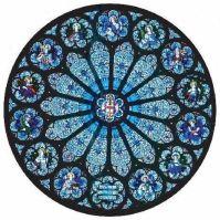 17+ ideas about Rose Window on Pinterest | Church windows ...