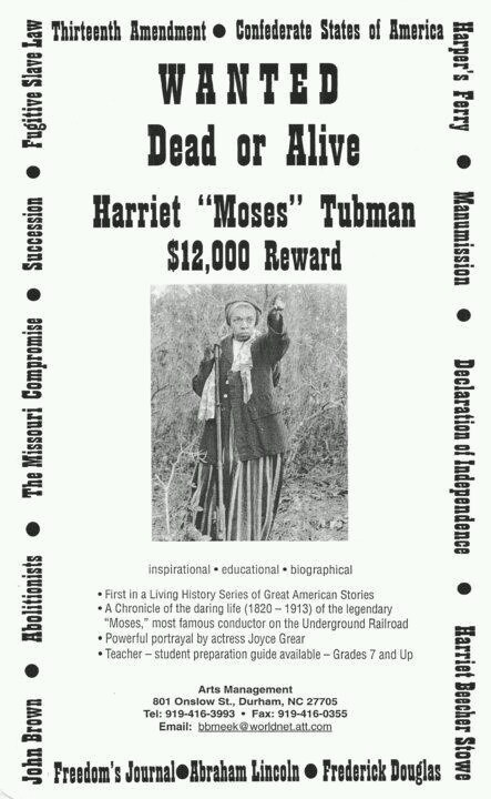 25 best images about Harriet Tubman on Pinterest