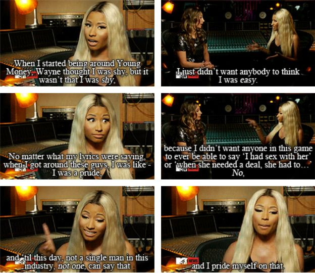 Truly, truly wise. | 13 Reasons Why Everyone Should Be More Like Nicki