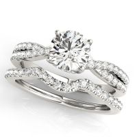 25+ best ideas about Twist engagement rings on Pinterest