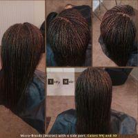 25+ best ideas about Micro braids on Pinterest | Micro ...