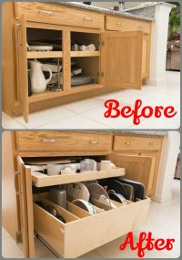 25+ best ideas about Pull out shelves on Pinterest | Deep ...