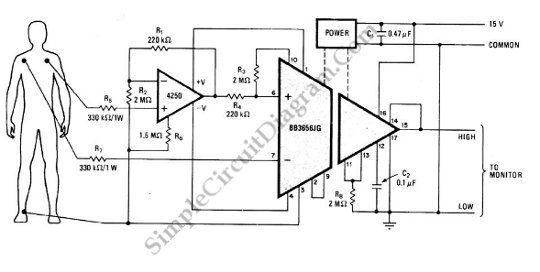 monitor life extender circuit diagram