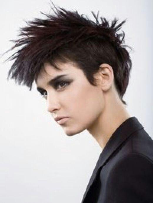 Die Besten 25 Punk Rock Frisuren Ideen Auf Pinterest