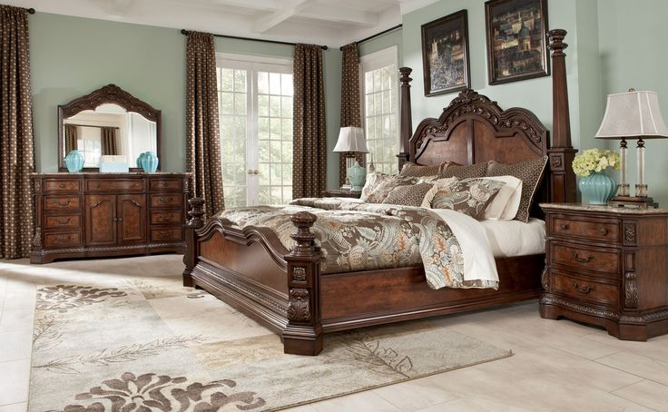 1000 ideas about Ashley Furniture Clearance on Pinterest  Luxury Bedding Counter Height