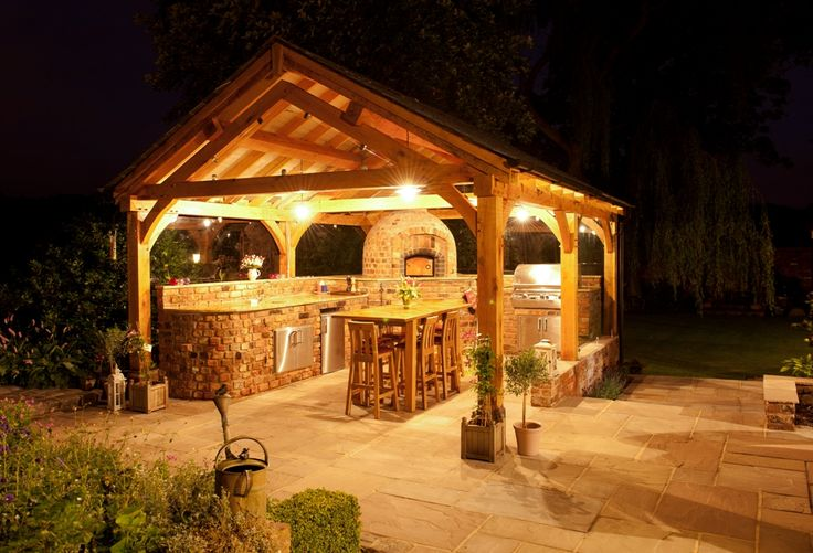 Our Cheshire CookHouse with Jamie Oliver Pizza Oven BBQ